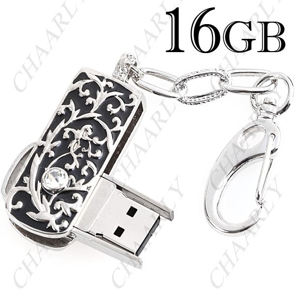 http://www.chaarly.com/usb-flash-drives/23449-fashionable-steel-16gb-drive-less-usb-flash-memory-drive-u-disk-stick-with-rhinestones-key-chain-ring.html