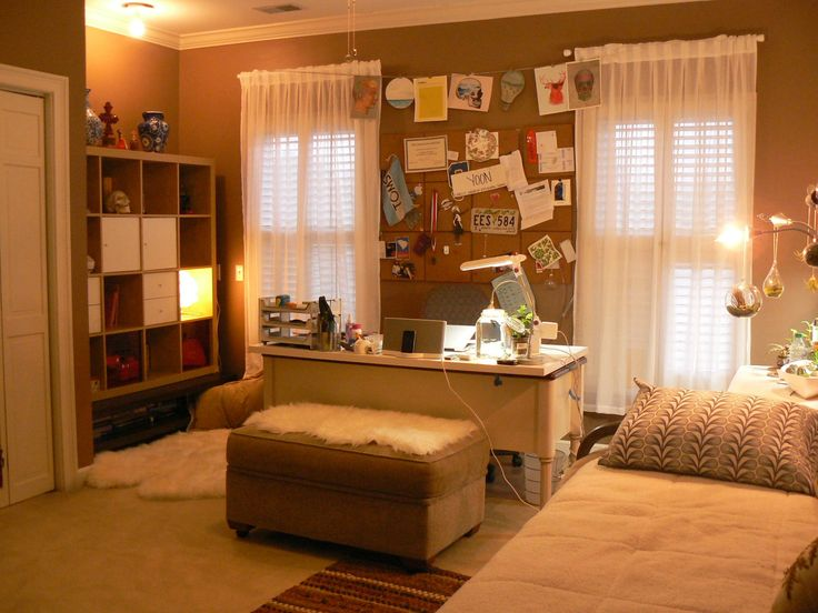 Best Guest Bedroom Office Images On Pinterest Guest Bedrooms
