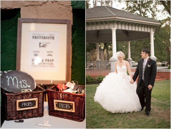 Whimsical Movie Themed Wedding Theatre By Mustard Seed Photography