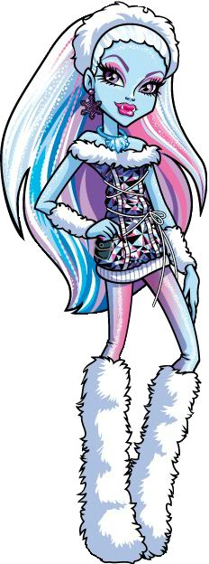 Abbey Bominable Monster High