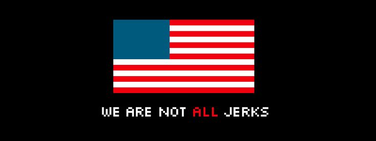 We Are Not All Jerks Shirt