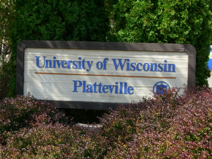 Platteville, WI -- Home of the University of Wisconsin-Platteville.  Not only is this my hometown, but where I went to college!