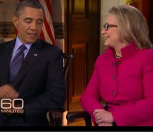 Six Times More People Tuned in For Clinton/Obama Interview than Watch Fox News -Another blow to the Republican myth that America is a conservative nation was delivered when over six times more people watched the Obama/Clinton 60 Minutes interview than watch Fox News.