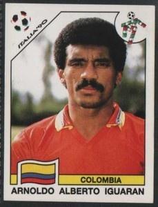 Arnoldo Iguaran - Colombia