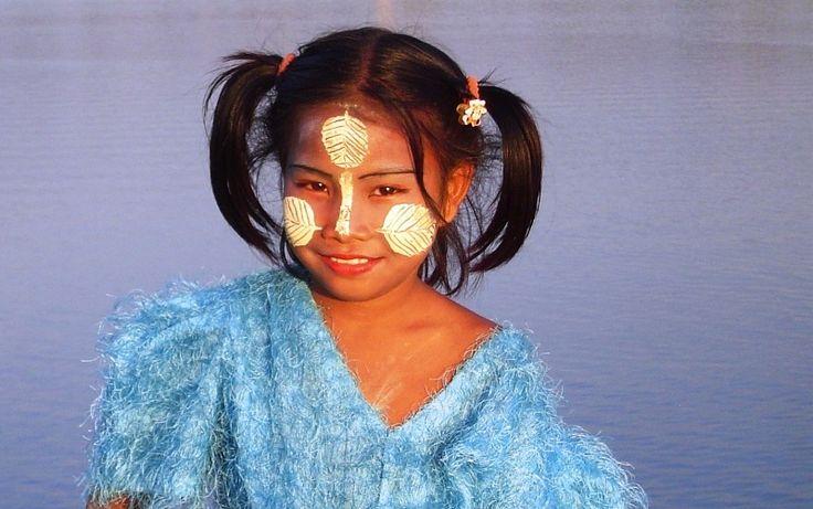 #Myanmar.  Uśmiech przede wszystkim :)