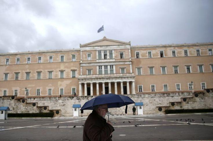 © Reuters.  Σε υψηλό τεσσάρων μηνών το ελληνικό κόστος δανεισμού