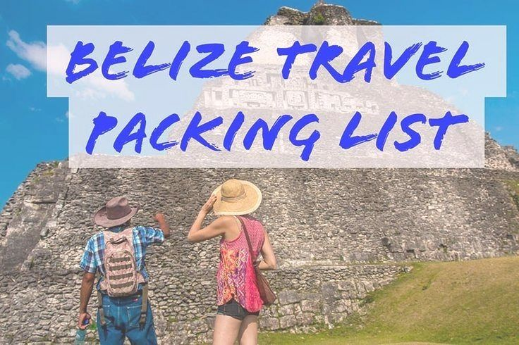 """A common question guests ask us is """"what essential items should I pack for my trip to Belize?"""" The answer varies largely depending on two things: your personal travel style and the time of year you visit us. Below, we'll talk about standard Belize weather conditions and describe some of our top Belize travel packing  Belize Travel  Access Our Site Much More Information   https://storelatina.com/belize/travelling"""