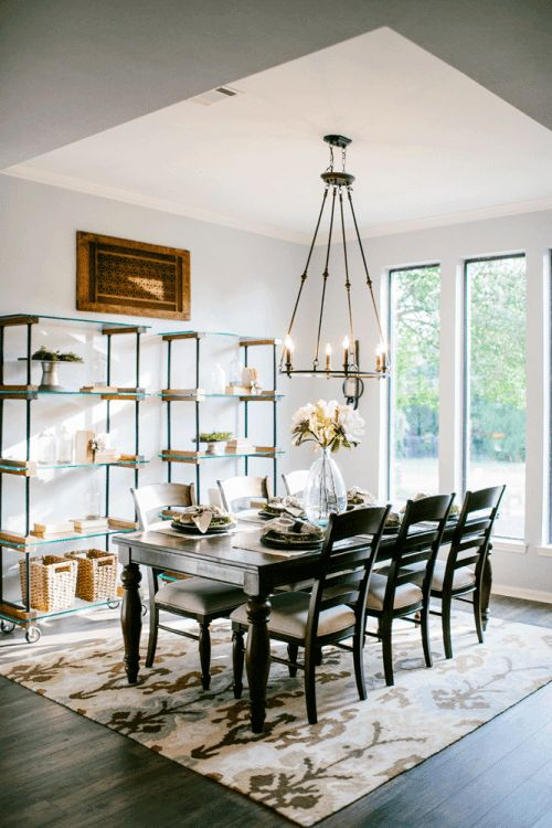 1000 images about dining on pinterest fixer upper for Dining room joanna gaines