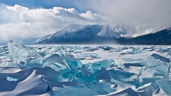 Turquoise-Ice-Northern-Lake-Baikal - Google 検索