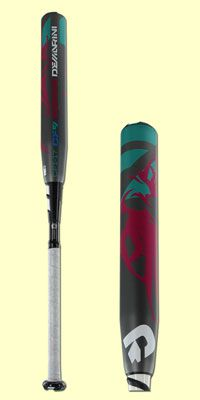 2017 DeMarini CF9 Insane Fastpitch Softball Bat: WTDXCFI - D-Fusion 2.0 Handle Technology - Eliminates Vibrations and Redirects Energy to the Barrel, Paraflex Composite Barrel - 22% Stronger Carbon Fibers Compared to Paradox+ Composite, Slightly End Loaded Swing Weight - Helps Take Your Power to the Next Level