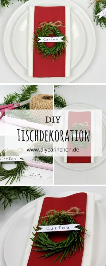 25 einzigartige weihnachtliche tischdeko basteln ideen auf pinterest nikolaus basteln aus. Black Bedroom Furniture Sets. Home Design Ideas