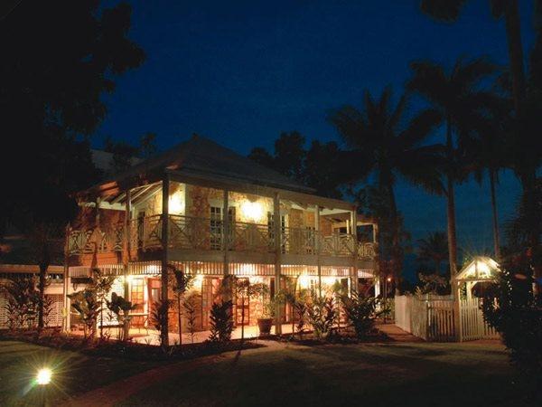classic colonial building, Darwin
