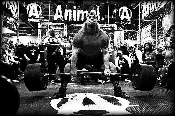 Dan Green(sumo deadlift)