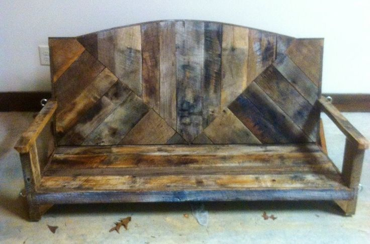 Just because it has pallets on the inside, doesn't mean it has to look like pallets on the outside! I have dedicated this page to the Pallet and those who put them to good use, rather than throwing them away!