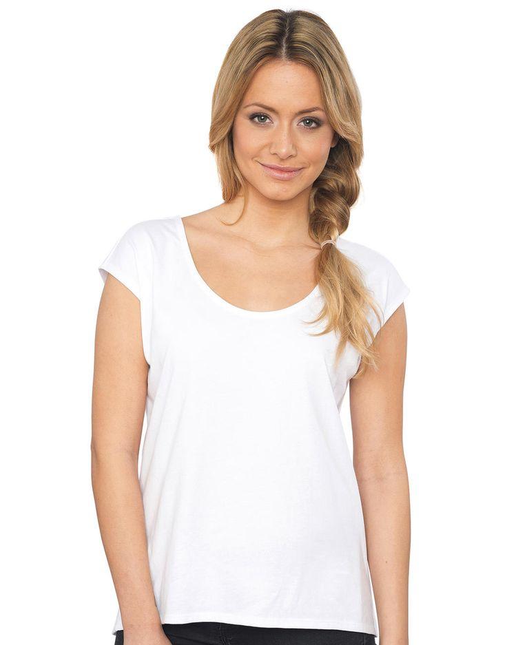 Nakedshirt Ruby Damen Fashion T-Shirt bei MPS MarkenPreisSturz.de  Wir bedrucken und besticken auf Wunsch günstig Ihre Bekleidung.