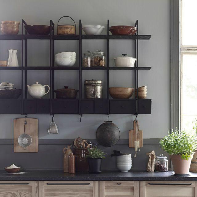 Rangement cuisine : nos idées déco pour une cuisine organisée - Côté Maison