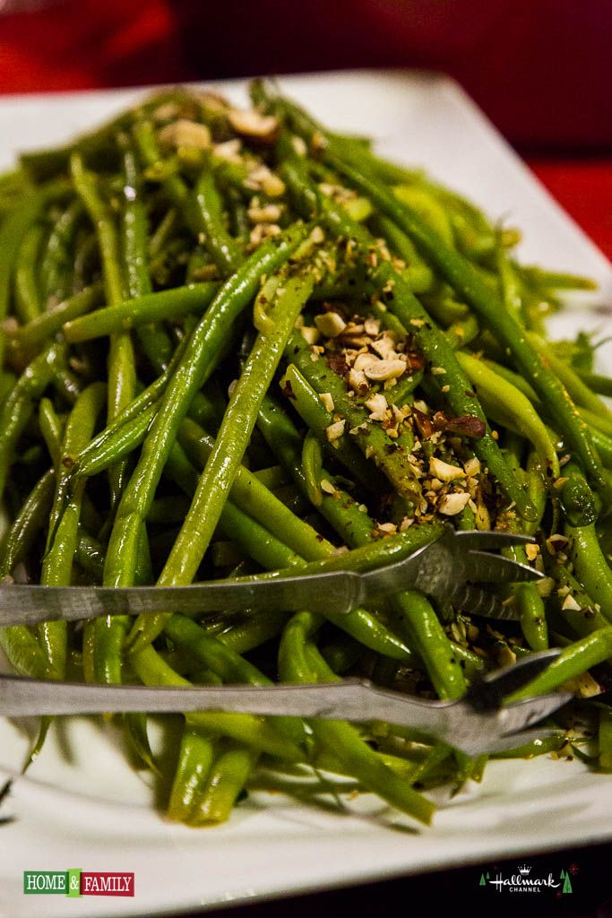 31 best thanksgiving images on pinterest family tv hallmark check out this green bean holiday recipe from marilu henner tune into homeandfamily weekdays forumfinder Choice Image