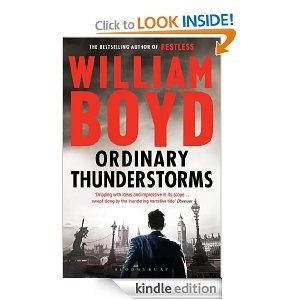 Ordinary ThunderstormsWorth Reading, Williams Boyd, Book Worth, Crack Reading, 816Bvrfewnlsy600Jpg 393600, Ordinary Thunderstorms, Modern London, Favourite Book, Enjoy
