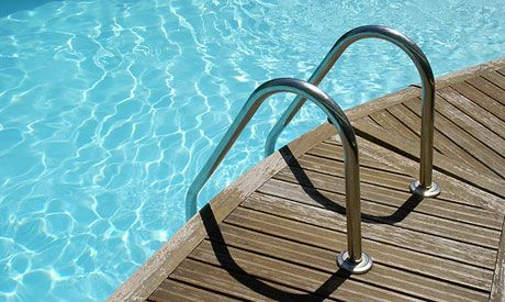 Best 25 salt water pools ideas on pinterest salt water - Saltwater swimming pool maintenance ...