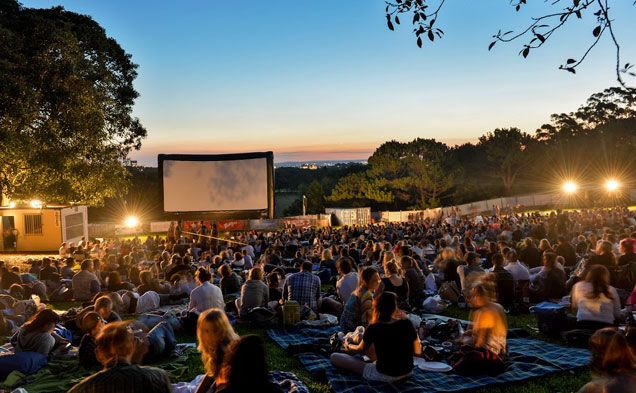 Do alfresco movies like an expert with Time Out's guide to the 2015-2016 summer season