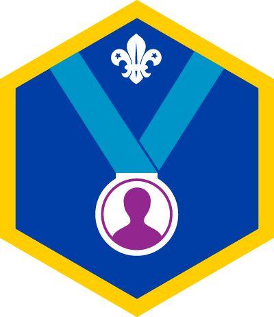 Personal Challenge Award Challenge Badges Pinterest