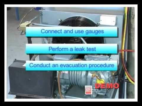 Air Conditioning & Refrigeration (ACR) DEMO