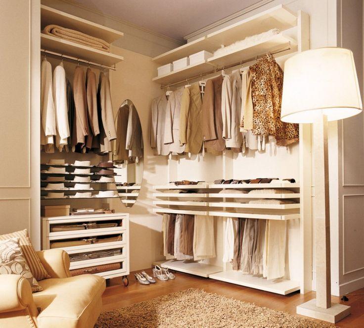 Oltre 1000 idee su soluzioni per armadio su pinterest - Idee cabine armadio ...