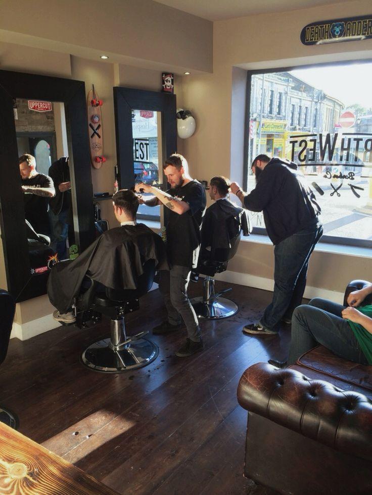 images of nice barbershops joy studio design gallery best design. Black Bedroom Furniture Sets. Home Design Ideas