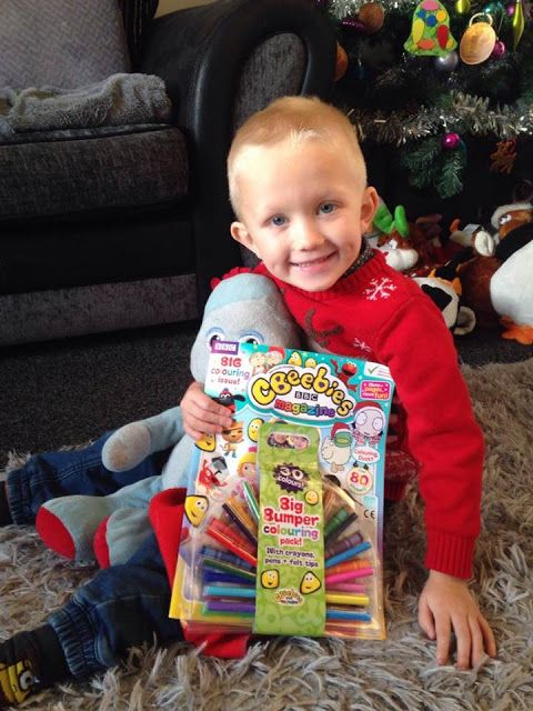 Our Review of the Cbeebies Magazine!