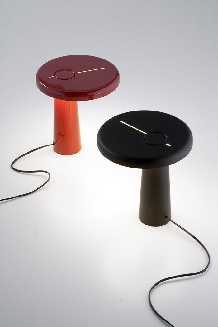 Salon de Milan 2015//Lampes Hoop (Martinelli Luce)