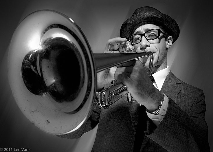 Jazz Horn by Lee VarisPhotos, Musicians Portraits, White Photography, B W Music, Inspiration Photography, Concerts Photography, Musicians Jazz, Jazz Horns, Awesome Photography