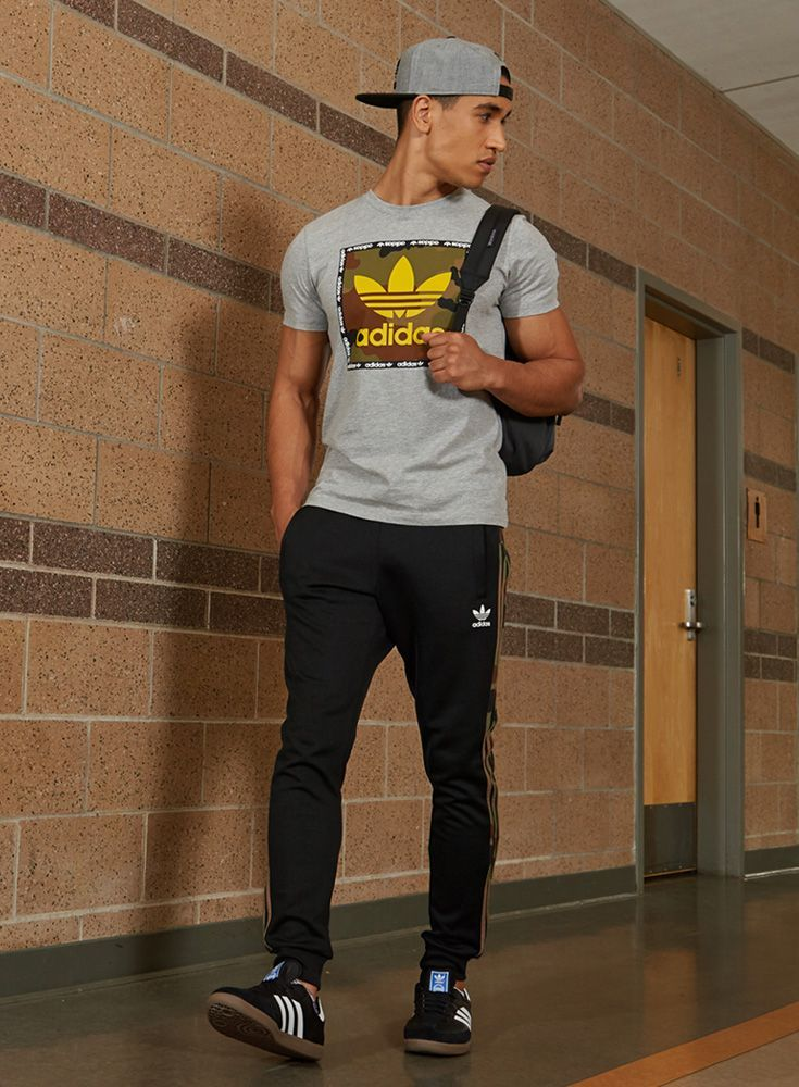Stay on trend in the latest looks and collections from adidas Originals.