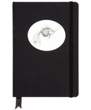Smokey Fish A5 Notebook, Rory Dobner