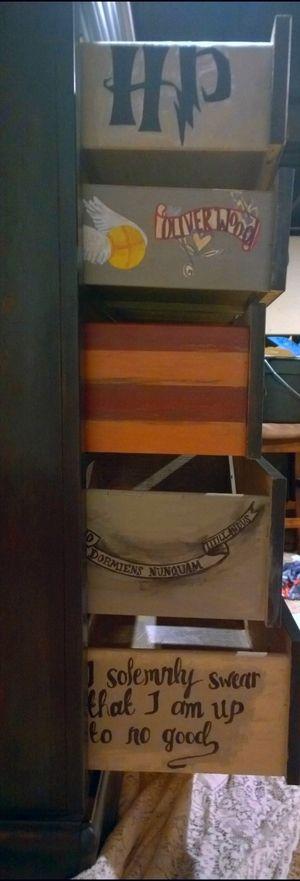 Harry Potter Dresser.