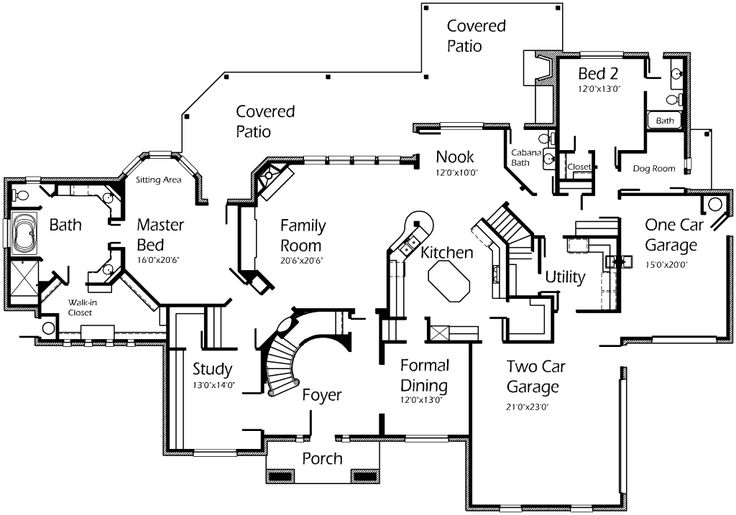 1000 images about 2 story house plans on pinterest for Korel home designs online