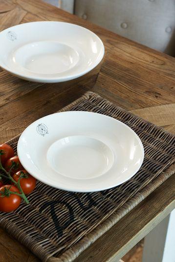 Classic Italian Pasta Plate L.