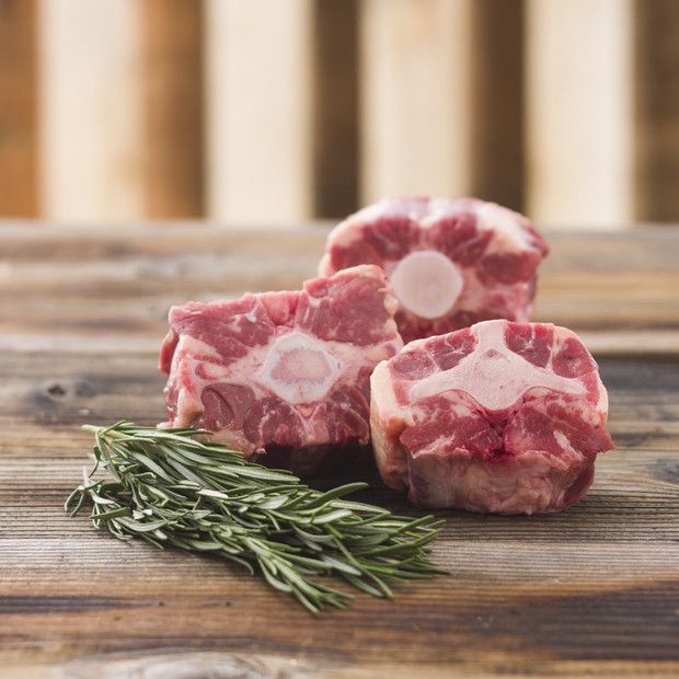 Beef Oxtail 10 Oz Usda Prime Center Cut Only