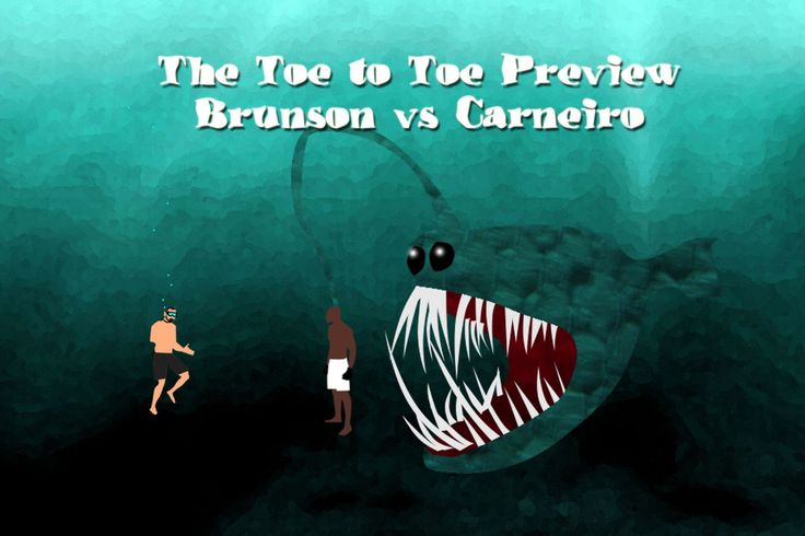 UFN 83 Toe to Toe Preview: Derek Brunson vs Roan Carneiro...      Two of middleweights unlikeliest contenders attempt to break into an upper tier which has suddenly broken wide open Derek Brunson meets Roan Carneiro at middleweight in the co-main event of Fight Night: Cowboy vs Cowboy on February 21, 2016, at the Consol Energy Center in Pittsburgh,......http://bit.ly/1SIA5dv