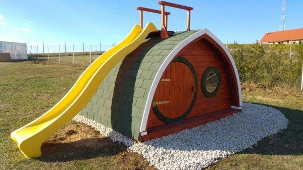Hobbit házikó, kerti játék, Budapest, XVII. [Pepita Hirdető]