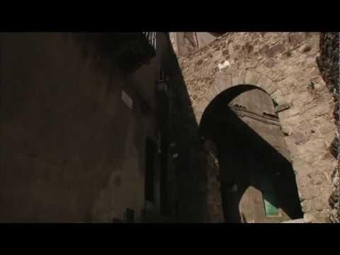 Arcidosso, antico borgo medievale sorto attorno al Castello Aldobrandesco.