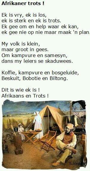 Afrikaanse gedigte