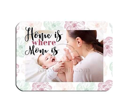Calamita Rettangolare Home is mom