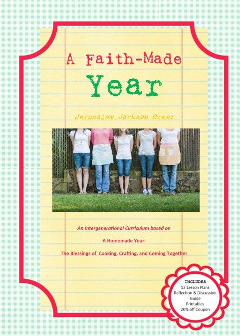 16 best the church year images on pinterest godly play the church a faith made year an intergenerational curriculum based on a homemade year the blessings of cooking crafting and coming together by greer fandeluxe Image collections