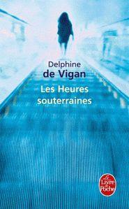 es Heures souterraines, ce sont les heures que vivent Mathilde et Thibault dans Paris, les heures difficiles, les heures tragiques de solitude et de souffrance, les heures qu'ils vont vivre sans se croiser ou presque…