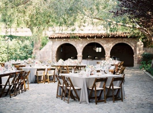Celebrate Your Wedding Day At An Intimate Courtyard Estate In Southern California