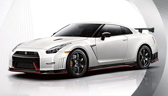 2016 Nissan gtr nismo