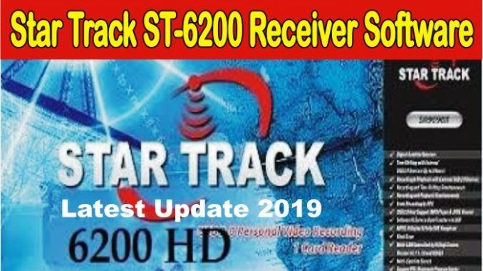 Download Latest Software Of Star Track ST-6200 Receiver | Mr