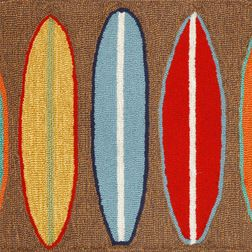 Beach Style Doormats by Transocean