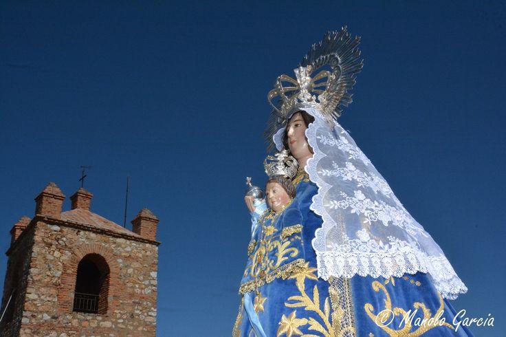 Chillón venera a su Virgen y realiza una Misa en su Honor - Almadén y sus Rincones