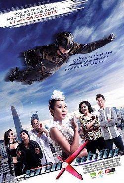 Phim Siêu Nhân X | Việt Nam